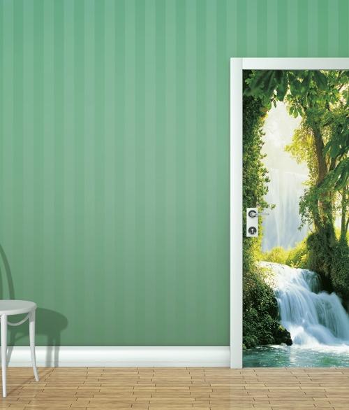 501 Zaragoza Falls
