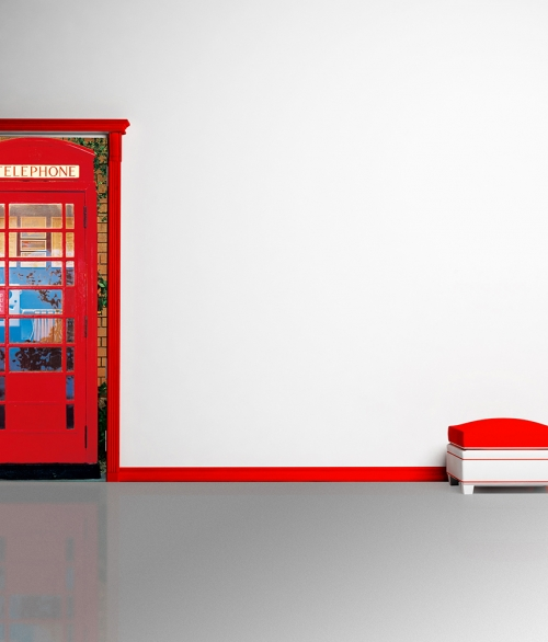549 Telephone Box