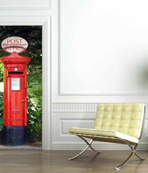 550 Postbox