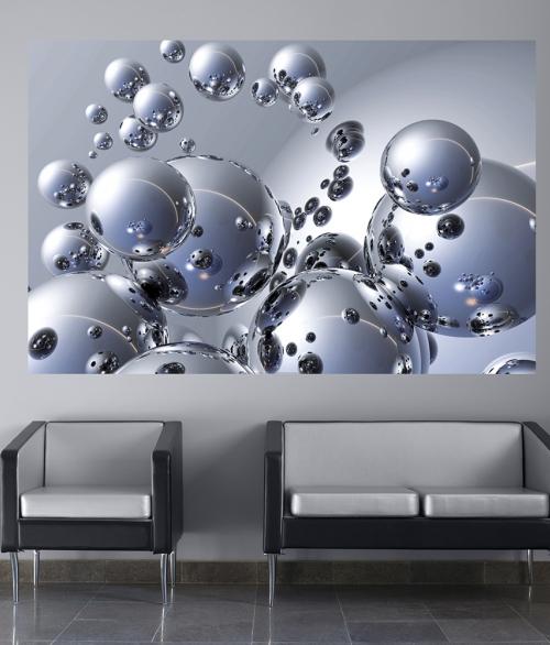 664 Silver Orbs