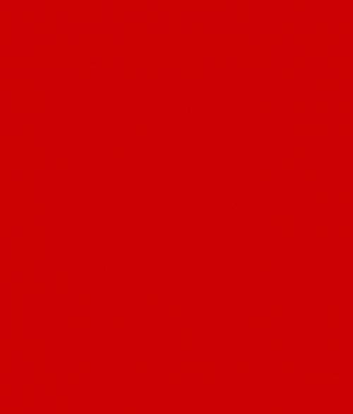 Selvklæbende Folie Rød Blank 45x200cm
