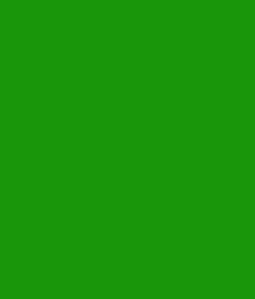 Grøn Blank 45x200cm