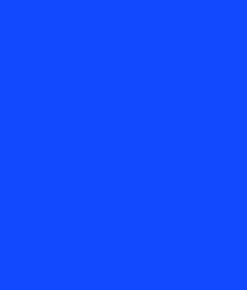 Blå Mat 45x200cm