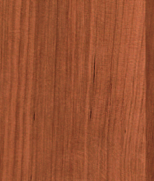 Selvklæbende Folie Glat Mørk Træ 45x200cm