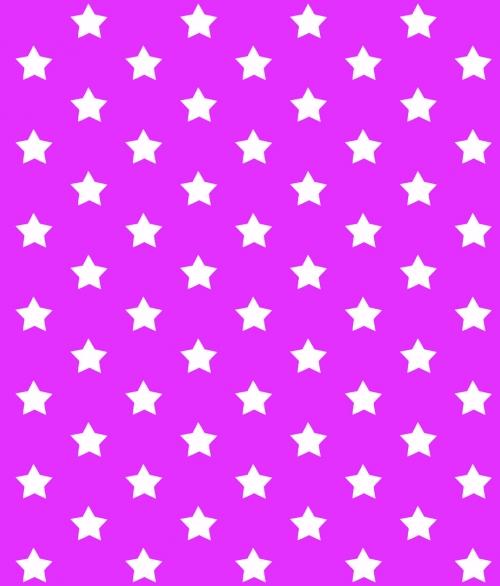 Selvklæbende Folie Lyserøde Stjerner 45x200cm