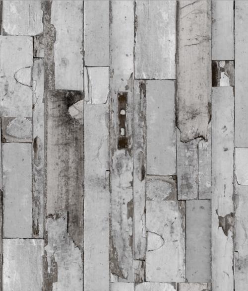Mørk Planke 45x200cm