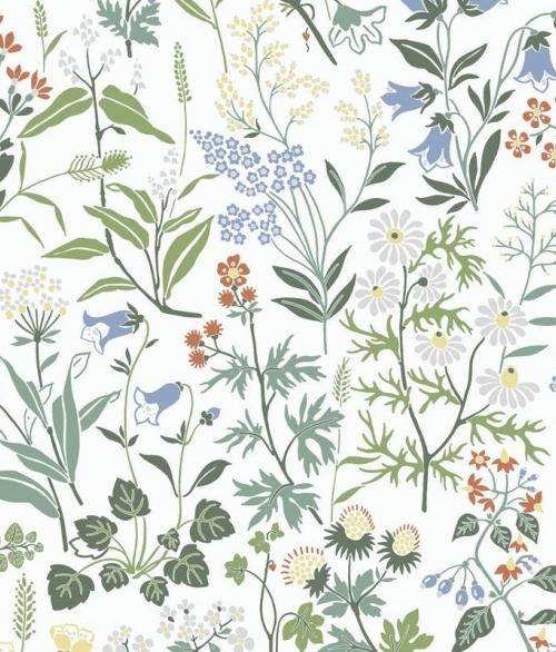 Tapet Flora 5475 Borås