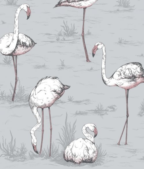 Tapet Flamingos 112/11040