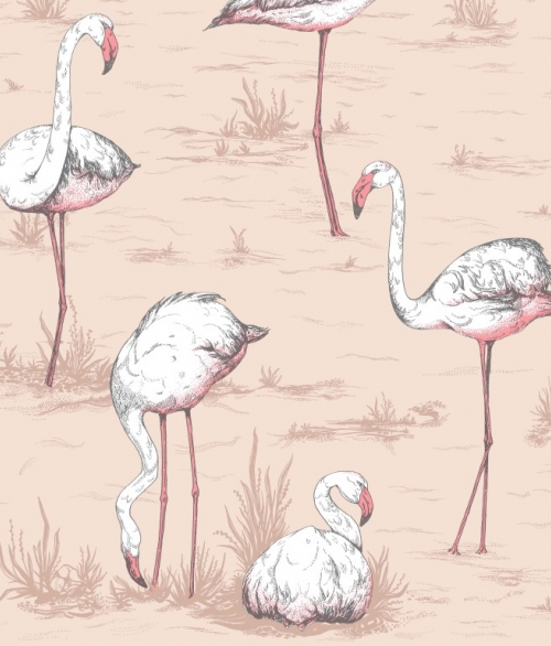 Tapet Flamingos 112/11039