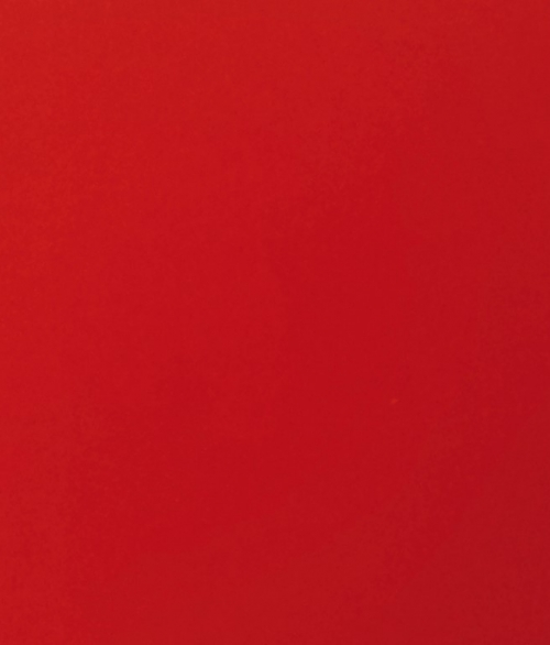 Selvklæbende Folie Velour i rød 45x100cm