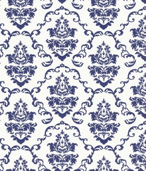Selvklæbende Folie Mønster blå 45x200cm