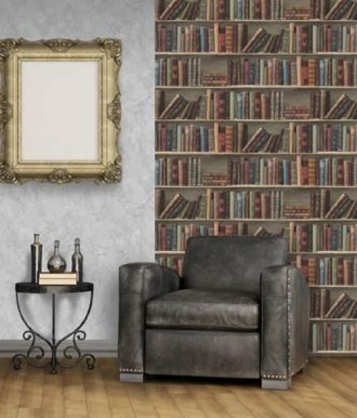 Tapet HOME Bøger