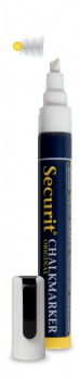 Securit Chalkmarker 2-6mm sølv