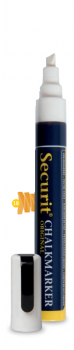 Securit Chalkmarker 2-6mm orange