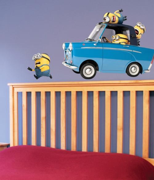 Minions Car