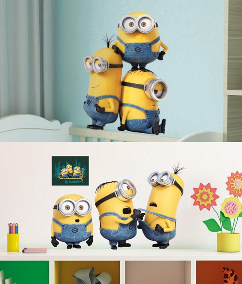 Minions Relax & Fight