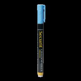 Securit Chalkmarker 1-2mm blå