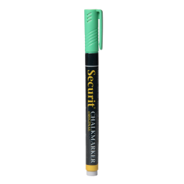 Securit Chalkmarker 1-2mm grøn