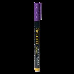 Securit Chalkmarker 1-2mm lilla