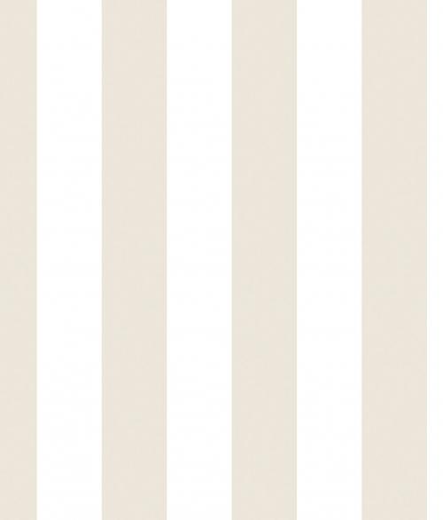 Tapet - Stribet i grå