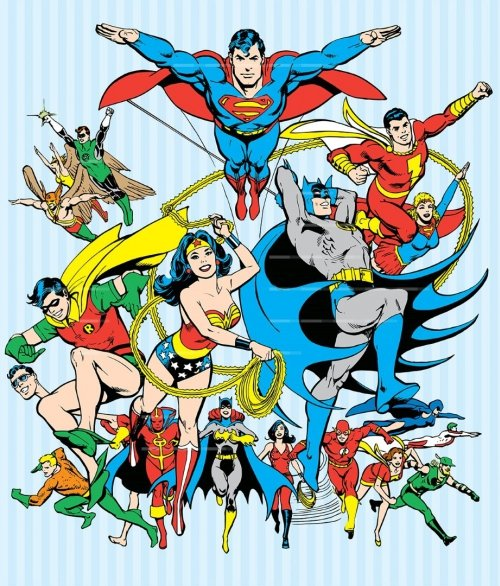 Deco DC comics-001