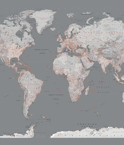 Deco Silvermap-001