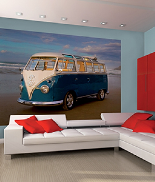 1Wall Fototapet Volkswagen