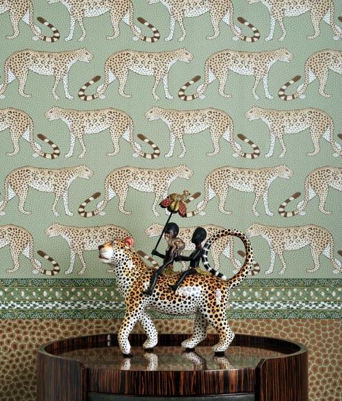 Tapet Ardmore Leopard Walk 109/2009