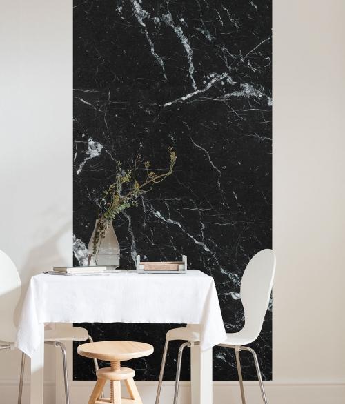 Fototapet Marble Nero Panel