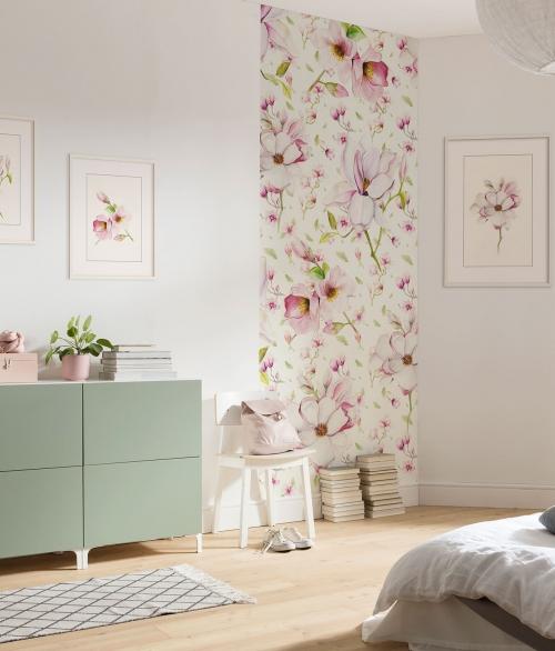 Fototapet Magnolia Panel