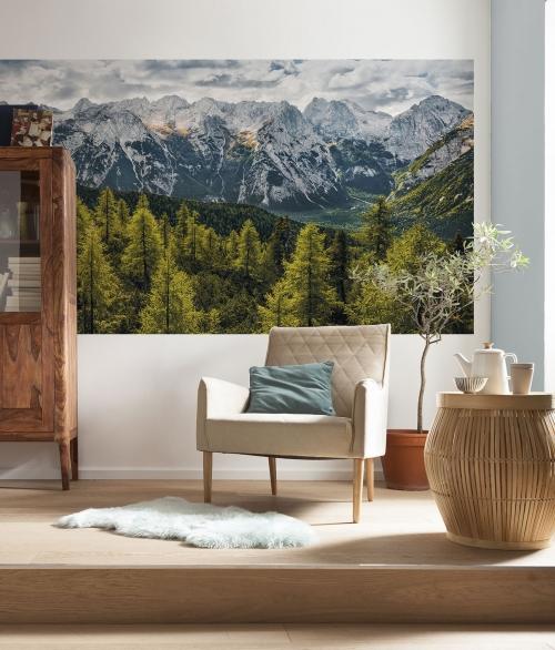 Fototapet Wild Dolomites