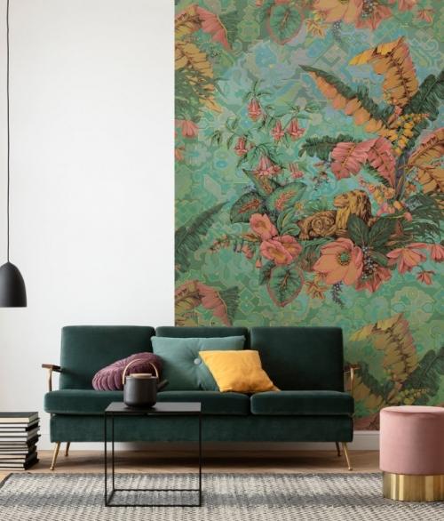 Fototapet Orient Rosé