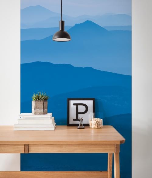 Fototapet Blue Mountain  Panel