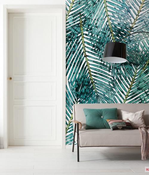 Fototapet Palm Canopy