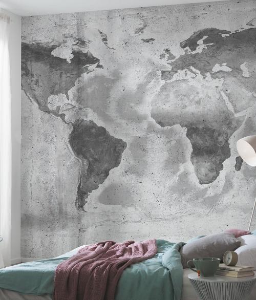 Fototapet Concrete World