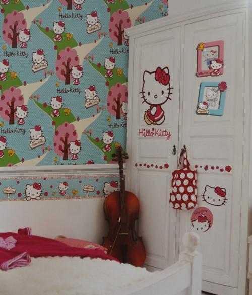 1 RULLE Tapet Kids@Home 70239 (UDSALG)