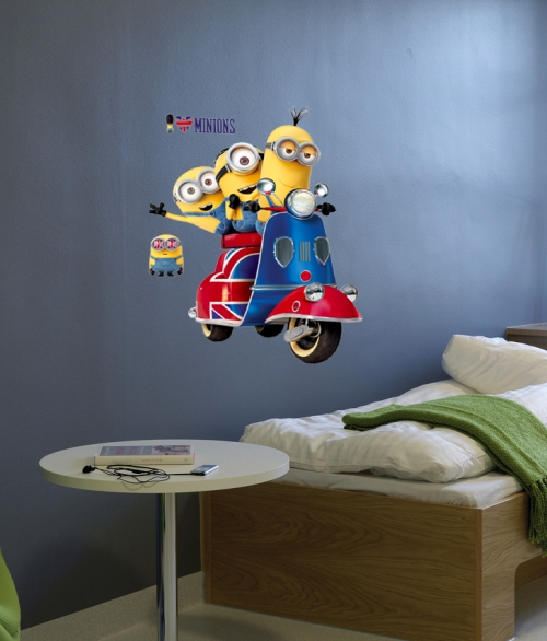 Minions Scooter