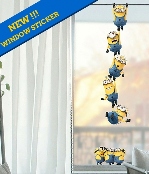 Window Minion Chain
