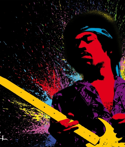 1Wall Deco Hendrix L001