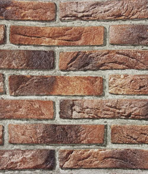 Tapet Natur mursten