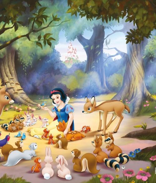 Komar Disney Fototapet 4-405