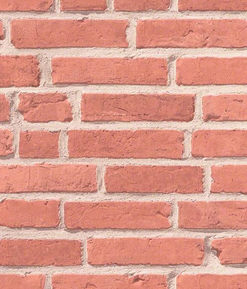 Tapet Bestseller Røde mursten