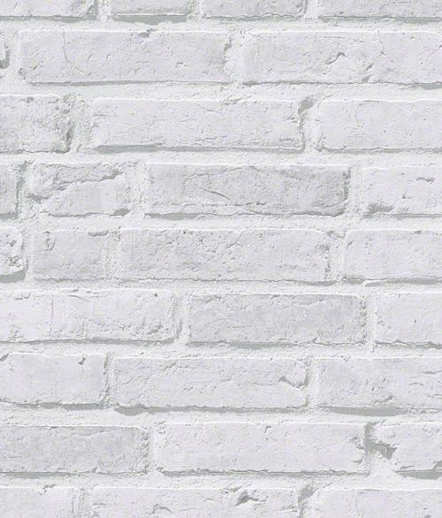 Tapet Bestseller Grå mursten